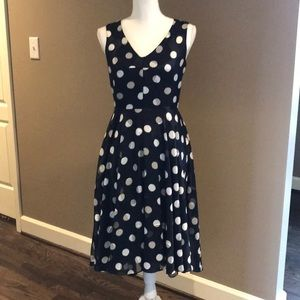 Beautiful Polka Dot Dress